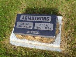 Ella <i>McCollam</i> Armstrong