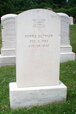 Minna Altman