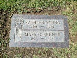 Mary C. <i>Swain</i> Behner