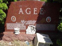 Julia Mae <i>Bailey</i> Agee
