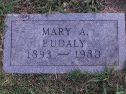 Mary A Eudaly