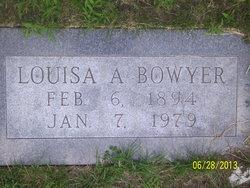 Louisa Adeline <i>Taylor</i> Bowyer