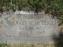 Harvey Huston McCool