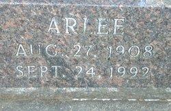 Arlee L. <i>Hicks</i> Anderson