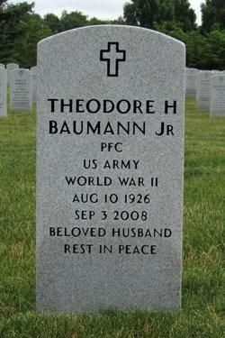 Theodore H Baumann, Jr