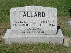 Hulda M Allard