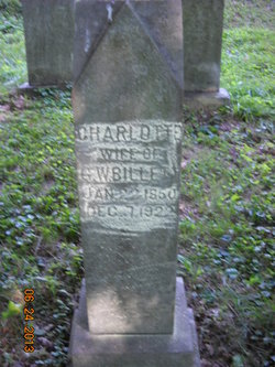 Charlotte Billetts