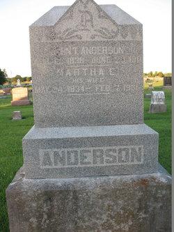 Martha E Anderson