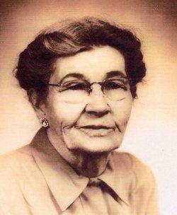 Mrs Mary Franklin <i>Thomas</i> Branch