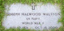 Joseph Halwood Walston