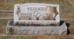 Virgie <i>Knutson</i> Williamson