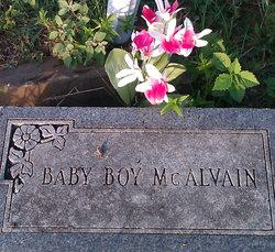 Baby Boy McAlvain