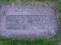 Carol Anne Calwell