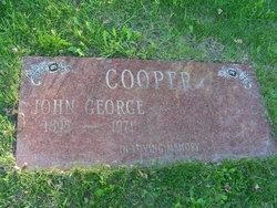 John George Cooper