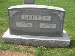 Amos Lawrence Krusen, Sr