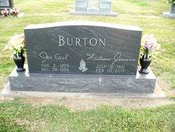 Wilma Jeanne <i>Ritter</i> Burton