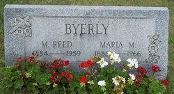 Martha Maria <i>Kiehl</i> Byerly