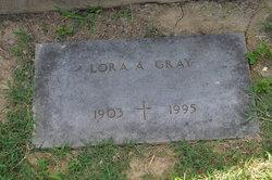 Lora A Judy <i>Smith</i> Gray