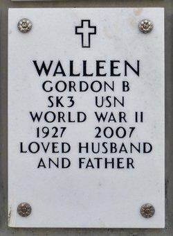 Gordon Ben Walleen