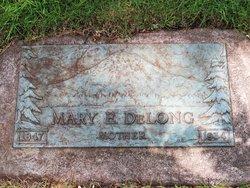 Mary Ellen <i>Knight</i> DeLong