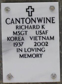 Richard K Cantonwine