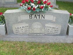 Leonard O. Bain