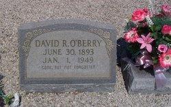 David Robert O'Berry