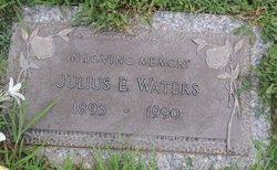 Julius Edmund Waters