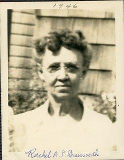 Rachel Ann <i>Pierson</i> Braunworth