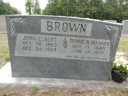 Dona B <i>Vann</i> Brown