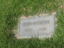 Elmer H Broeder