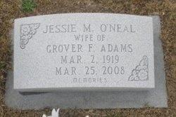 Jessie O'Neal Adams