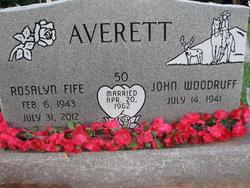 Rosalyn <i>Fife</i> Averett