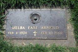 Melba Faye <i>Welty</i> Arnold