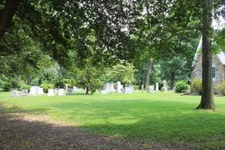 Saint Marys Episcopal Church Cemetery
