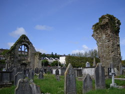 Youghal, North Abbey