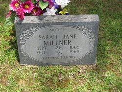 Sarah Jane Millner