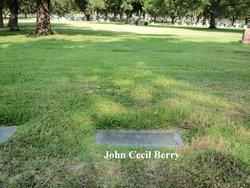 John Cecil JC Berry