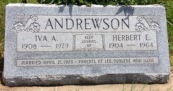 Herbert E Andrewson