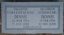Hudson Earl Hud Dennis