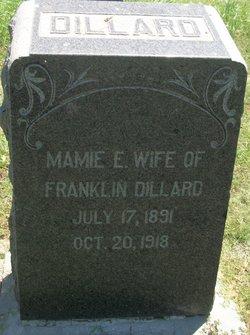 Mamie E. <i>Prather</i> Dillard