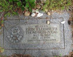 Erin Elizabeth <i>Thompson</i> Neal