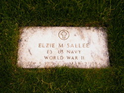 Elzie Monroe E.M. Sallee