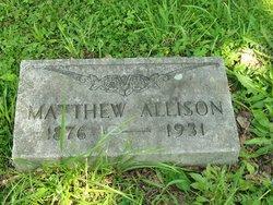 Matthew Allison