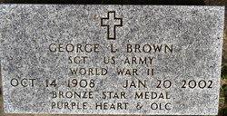 George L Brown