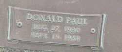 Donald Paul Barnette