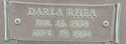 Darla Rhea Barnette