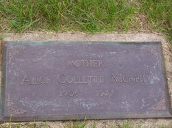 Alice Collette Murphy