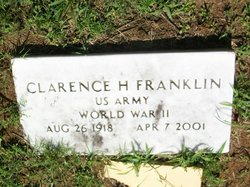 Clarence H Franklin