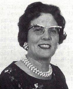 Geraldine Bowles Barker